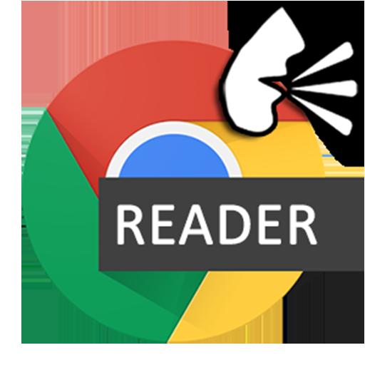 Chrome Reader (Voice) LOGO-APP點子