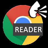 Chrome Reader (Voice)