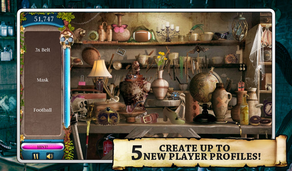 Hidden Object Mystery Venue 2 - screenshot
