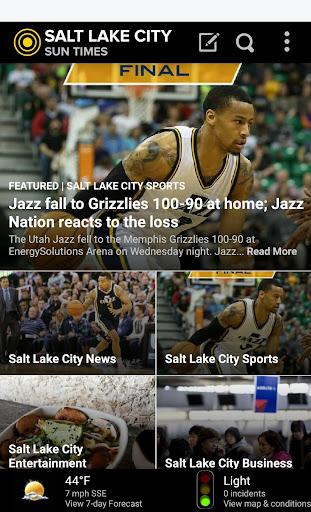 Salt Lake City Sun Times