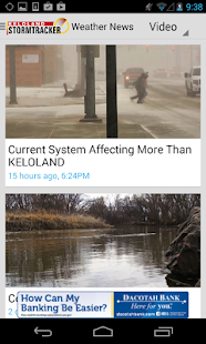 KELOLAND Storm Tracker - screenshot thumbnail