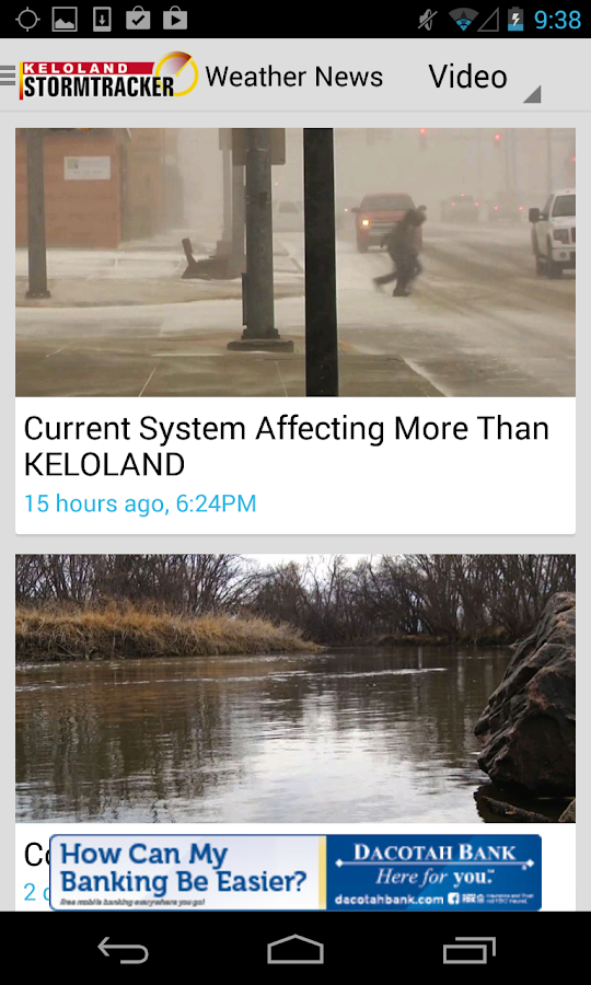 KELOLAND Storm Tracker - screenshot