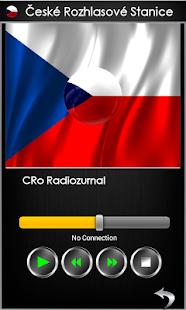 České Rozhlasové Stanice - náhled