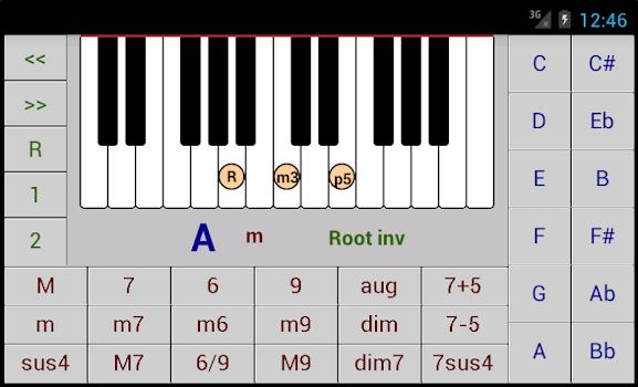 DG Piano Chords