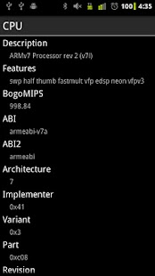 Device Info- screenshot thumbnail
