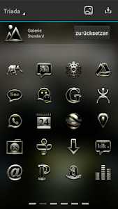 Next Launcher Theme Triada v4.40 [440]