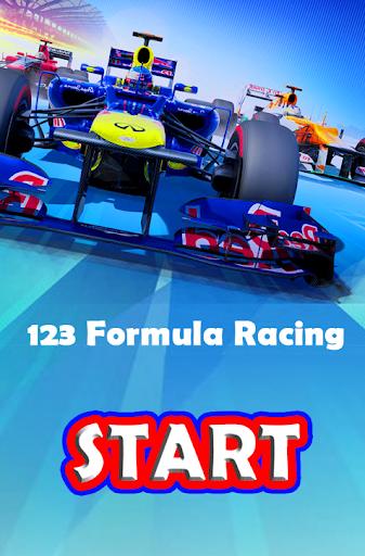 123 Formula Racing Stars
