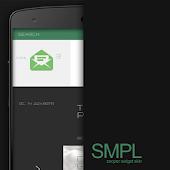 SMPL Zooper Widget Skin