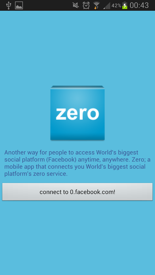 Zero Connect - screenshot