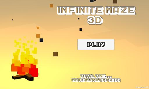 Infinite Maze 3D