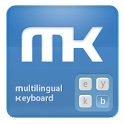 MultiLingual Keyboard logo