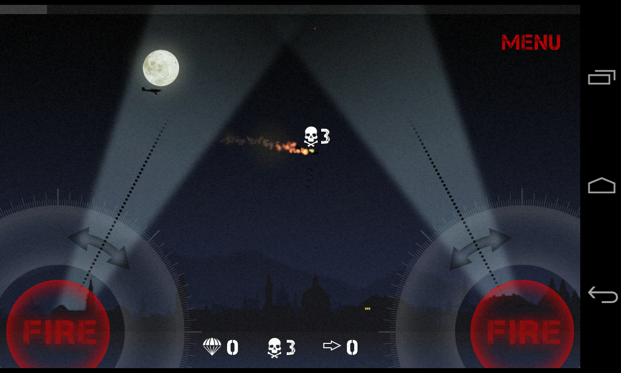 Air Defense Command - screenshot