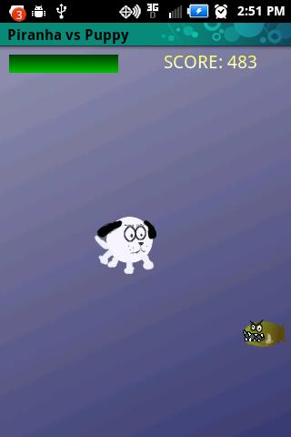 Piranha Vs Puppy Beta
