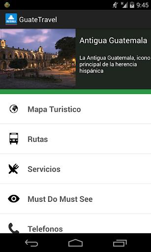 【免費旅遊App】Guatemala-APP點子