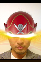 Screenshot of POWER RANGERS SCANNER