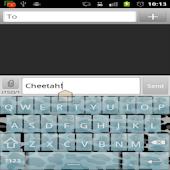 Cheetah Keyboard Skin