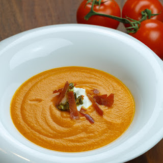 Roasted Tomato Soup.