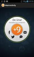 Screenshot of De Una