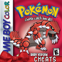 Pokemon Ruby Cheats icon