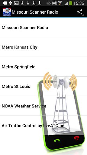 Missouri Scanner Radio