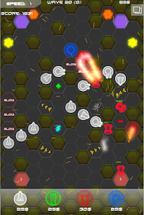 Laser Defense HD - screenshot thumbnail