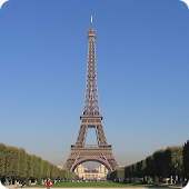 Eiffel Tower Live Wallpaper HD