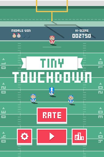 Tiny Touchdown