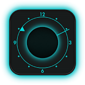 FutureDrone Clock Widget