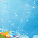Aquarium Bubbles Free icon