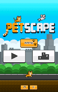 Petscape- screenshot thumbnail