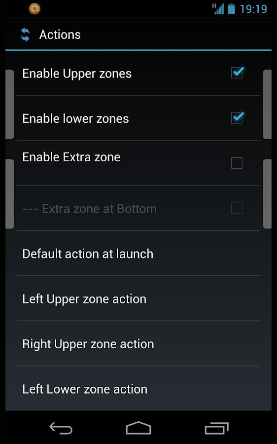 Task Changer Launcher Pro- screenshot