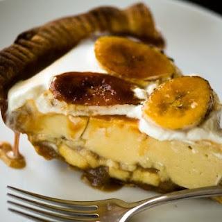 Bananas Foster Pie