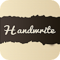 App Free Font - Handwrite font APK for Windows Phone