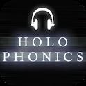 3D Virture Sound (Holophonics) logo