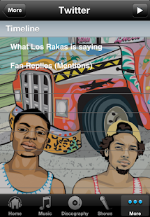 Los Rakas - screenshot thumbnail