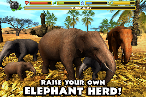 Elephant Simulator