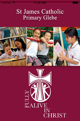 玩免費教育APP|下載St James Catholic P Glebe app不用錢|硬是要APP