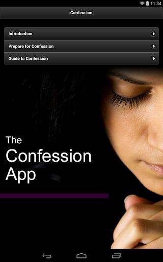 Confession App: Catholic