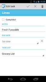 Tasks Screenshot 2