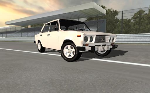 Race Simulator Lada 2106 Speed