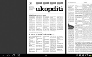 Screenshot of Ukopditi informator - Catlogr