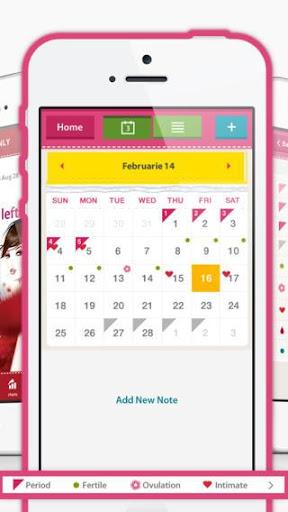 玩健康App|女性日历——经期追踪器免費|APP試玩