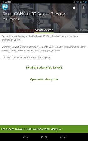 Learn Cisco CCNA by Udemy 1.9 screenshot 180548