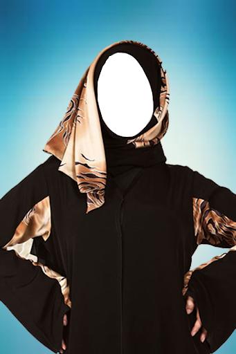 Burka Fashion Suit Photo
