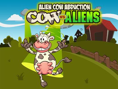 Alien Cow Abduction Run