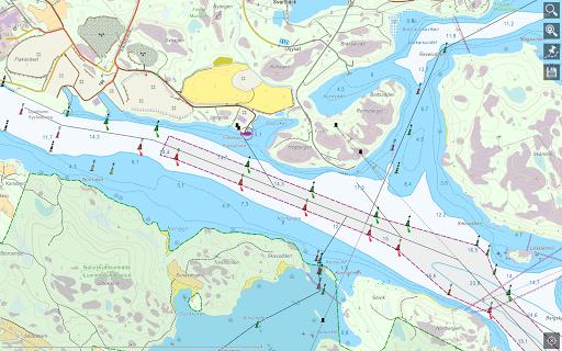 【免費旅遊App】Merikartta Suomi + Maasto-APP點子