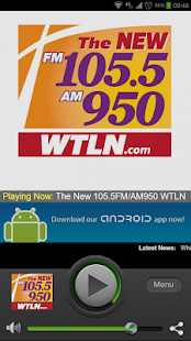 The NEW 950 WTLN - screenshot thumbnail