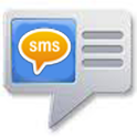 SMS business cards logo