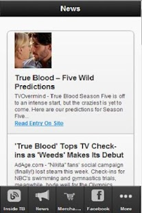 True Blood-Engage Yourself - screenshot thumbnail