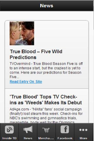 True Blood-Engage Yourself - screenshot